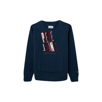 material Boy sweaters Pepe jeans JEREMY Marine