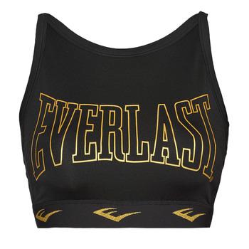 material Women Sport bras Everlast DURAN Black / Gold