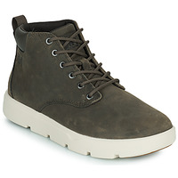 Shoes Men High top trainers Helly Hansen PINEHURST LEATHER Brown