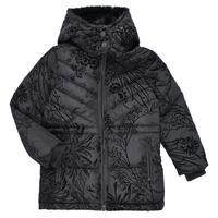material Girl Duffel coats Desigual MOSELLE Black