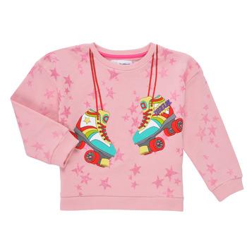 material Girl sweaters Desigual MARGARA Pink
