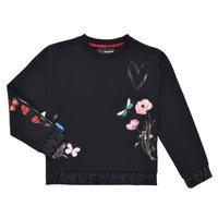 material Girl sweaters Desigual ALICIA Black