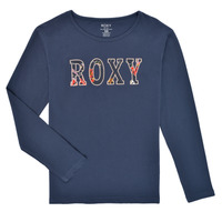 material Girl Long sleeved shirts Roxy THE ONE Marine