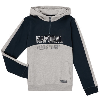 material Boy sweaters Kaporal JIMMY Marine / Grey