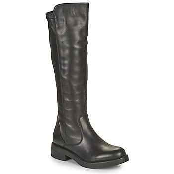 Shoes Women Boots Café Noir NUBILA Black