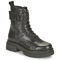 Shoes Women Mid boots Café Noir KINNEA Black