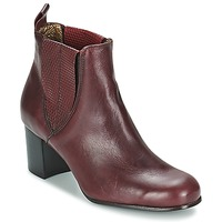 Shoes Women Ankle boots Stephane Gontard PALATI Red