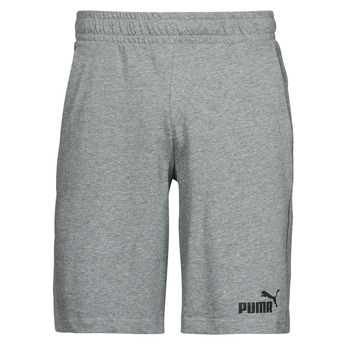 material Men Shorts / Bermudas Puma ESS JERSEY SHORT Grey