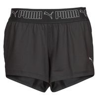 material Women Shorts / Bermudas Puma TRAIN SUSTAINABLE SHORT Black