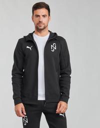 material Men sweaters Puma NJR EVOSTRIPE JKT Black