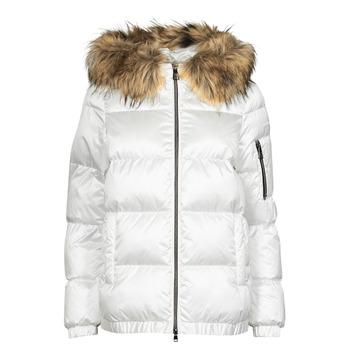 material Women Duffel coats Geox BAKSIE Grey
