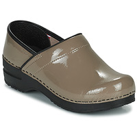 Shoes Women Clogs Sanita PROF Taupe