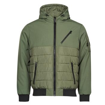 material Men Duffel coats Kaporal AZOTE Kaki