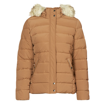 material Women Duffel coats Kaporal FIBBY Camel