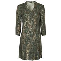 material Women Short Dresses One Step FT30011 Kaki