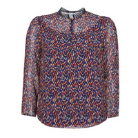 material Women Shirts One Step FT13191 Pink / Multicolour