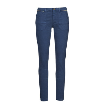 material Women 5-pocket trousers One Step FT22021 Marine
