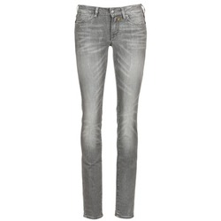 material Women slim jeans Meltin'pot MAIA Grey