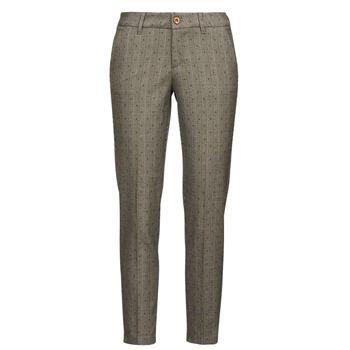 material Women 5-pocket trousers Freeman T.Porter CLAUDIA PONGO Grey