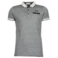 material Men short-sleeved polo shirts Deeluxe DREXLER Grey / Clear