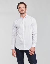 material Men long-sleeved shirts Emporio Armani 8N1C09 White
