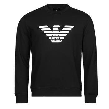 material Men sweaters Emporio Armani 8N1MR6 Black