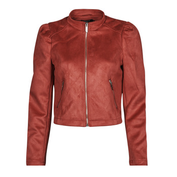 material Women Leather jackets / Imitation leather Only ONLSHELBY Pink