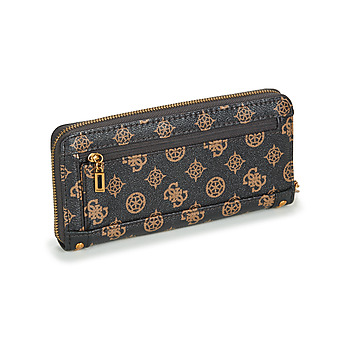 Guess BLING SLG LARGE ZIP AROUND