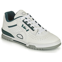 Shoes Men Low top trainers Lacoste M89 OG 0121 1 SMA White / Green