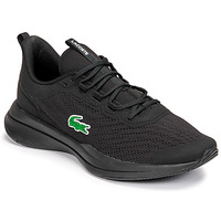 Shoes Men Low top trainers Lacoste RUN SPIN 0121 1 SMA Black