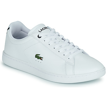 Shoes Men Low top trainers Lacoste CARNABY BL21 1 SMA White