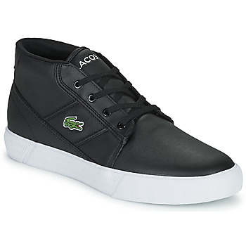 Shoes Men High top trainers Lacoste GRIPSHOT CHUKKA 03211 CMA Black