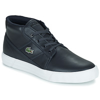 Shoes Men High top trainers Lacoste GRIPSHOT CHUKKA 03211 CMA Marine