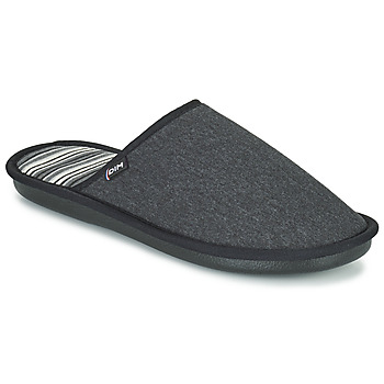 Shoes Men Slippers DIM D CESAM C Grey