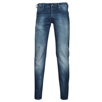 material Men slim jeans Jack & Jones JIGLENN JJROCK Blue / Medium