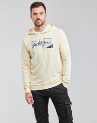 material Men sweaters Jack & Jones JORLOGON Beige