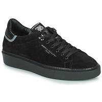 Shoes Men Low top trainers John Galliano ORENOQUE Black