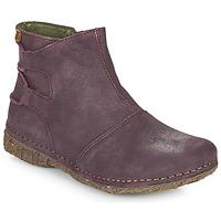 Shoes Women Mid boots El Naturalista ANGKOR Bordeaux