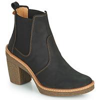 Shoes Women Ankle boots El Naturalista HAYA Black