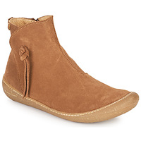 Shoes Women Mid boots El Naturalista PAWIKAN Brown