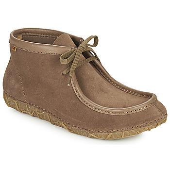 Shoes Mid boots El Naturalista REDES Beige