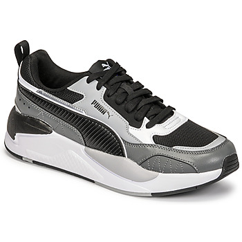 Shoes Men Low top trainers Puma XRAY2 SQUARE Black / Grey