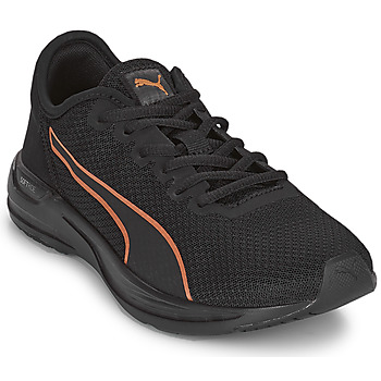 Shoes Women Indoor sports trainers Puma ACCENT Black