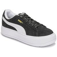 Shoes Women Low top trainers Puma MAYU Black / White