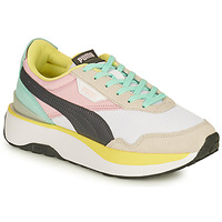 Shoes Women Low top trainers Puma CRUISE RIDER Multicolour