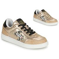 Shoes Women Low top trainers Le Temps des Cerises FLASH Gold