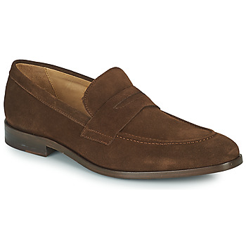Shoes Men Loafers Paul Smith ROSSI Brown