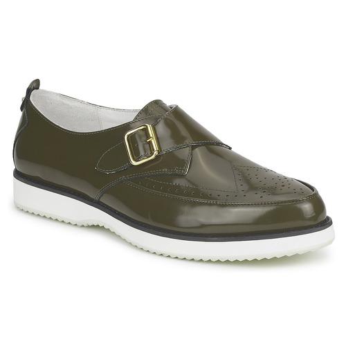 Shoes Women Derby shoes McQ Alexander McQueen 308658 Green