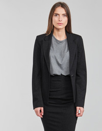 material Women Jackets / Blazers Guess SPERANZA BLAZER Black