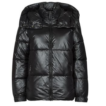 material Women Duffel coats Guess ELIZA JACKET Black